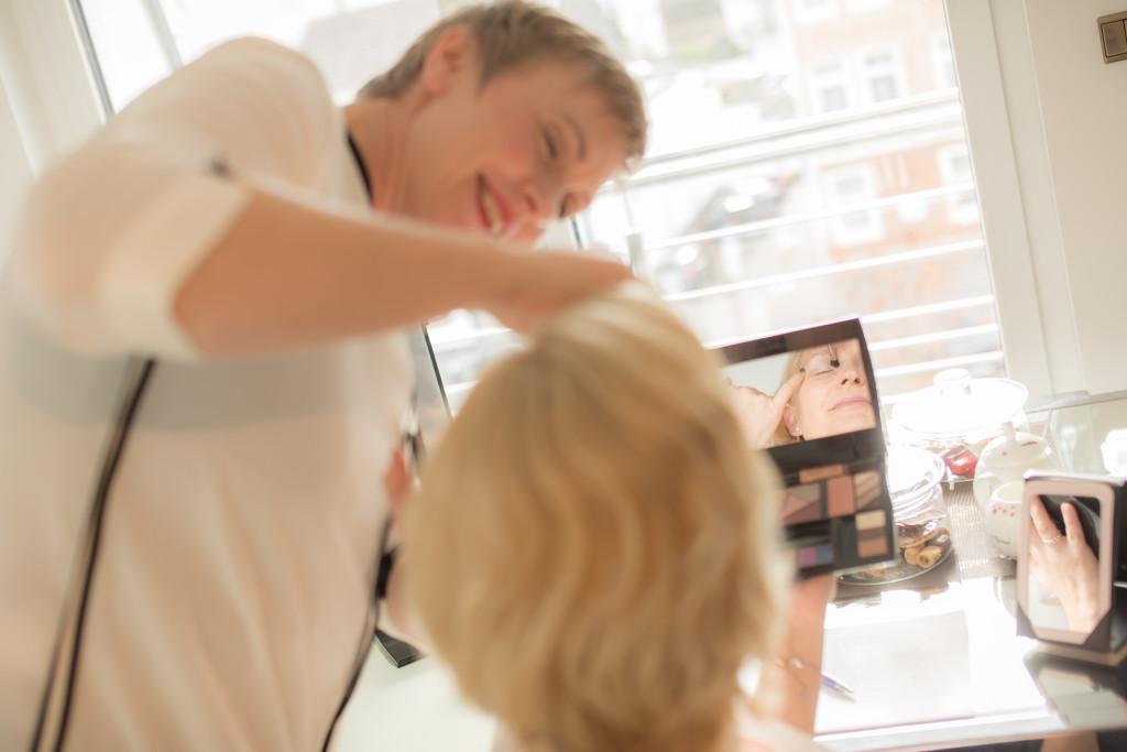 Angebote Make-up Beratung und Brillenberatung