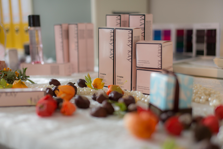 Onlineshop mit Mary Kay Produkten