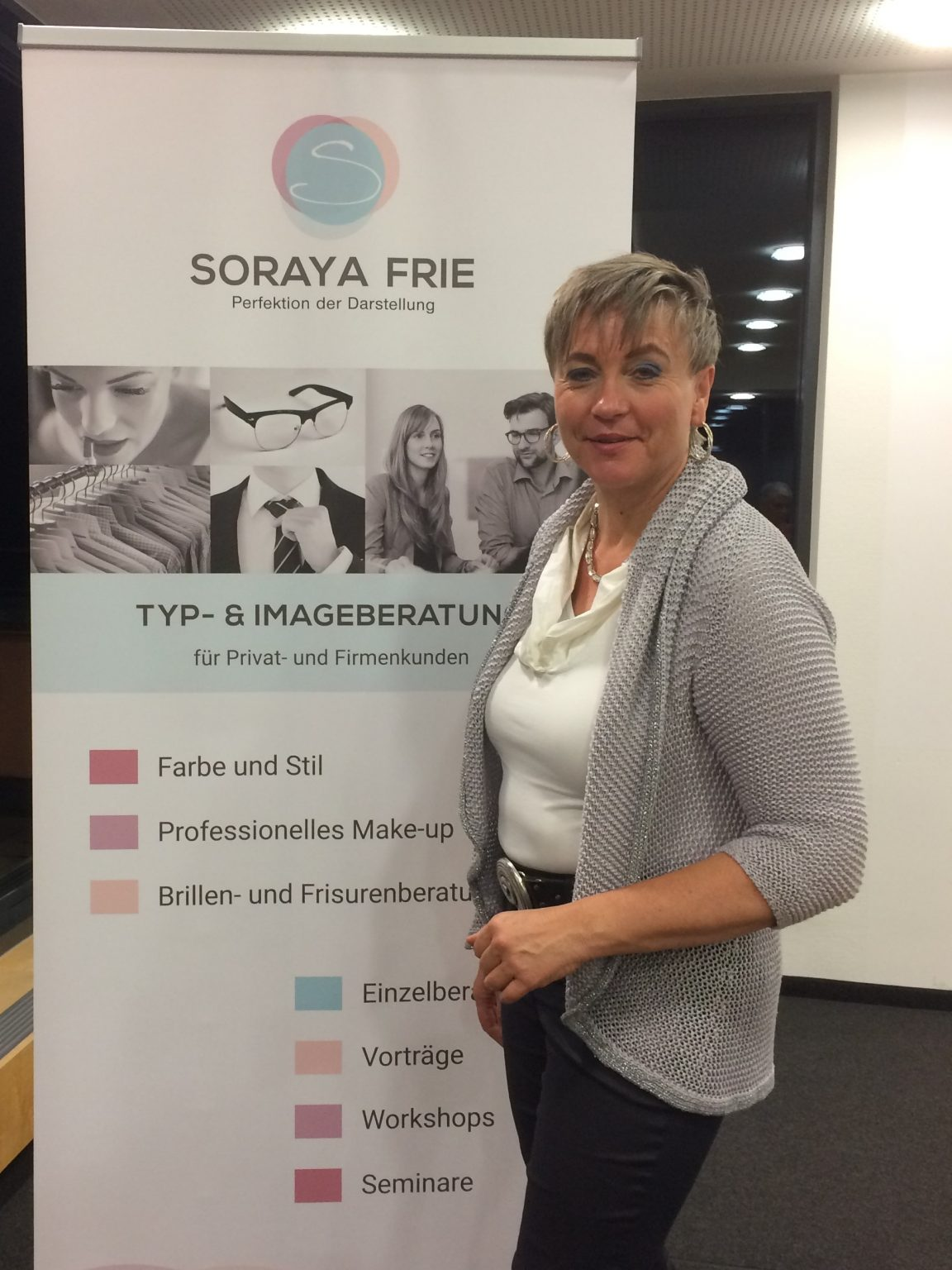 Soraya Frie -schneller- schoen sein und bleiben in der NRK